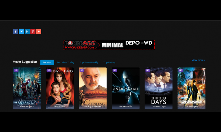 3 Website Streaming Film Potensial Bonus GCP Google + Jwplayer + List Film + Tutorial