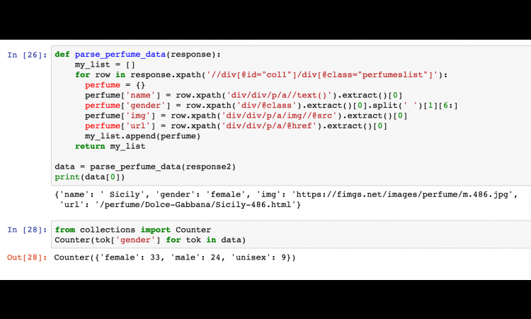 SCRAP / GRAB DATA DARI WEB APA SAJA