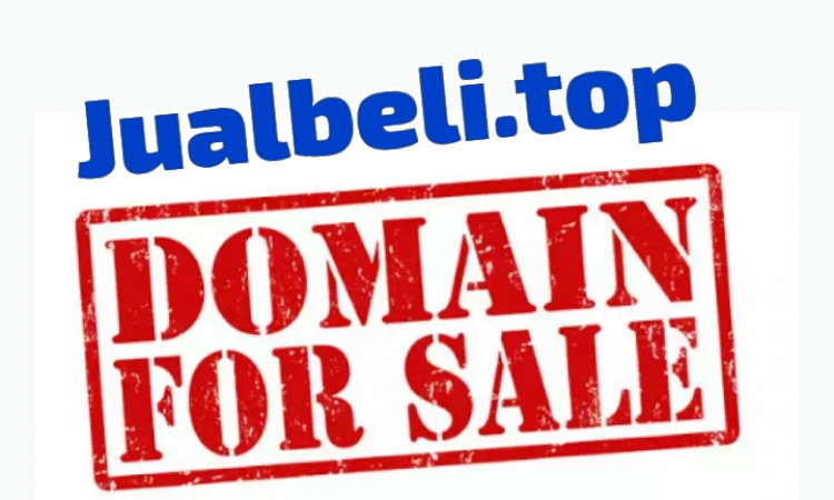 [Lelang] Domain TOP : Jualbeli.top