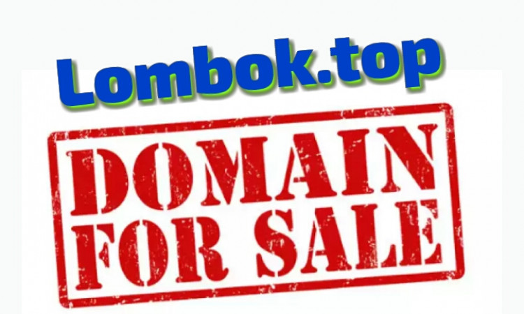[Lelang] Domain TOP : LOMBOK.top