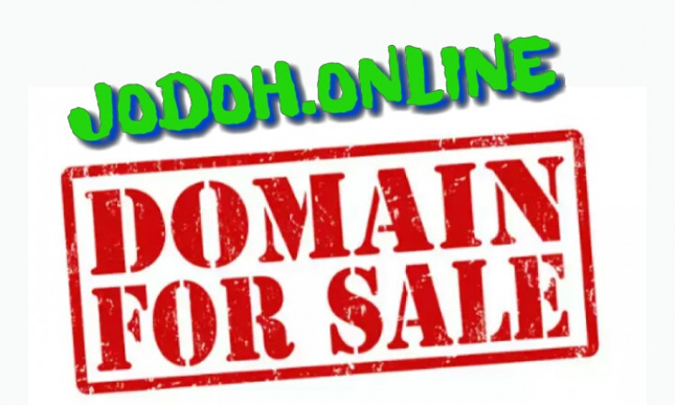 [1 Kata] Domain JODOH.ONLINE