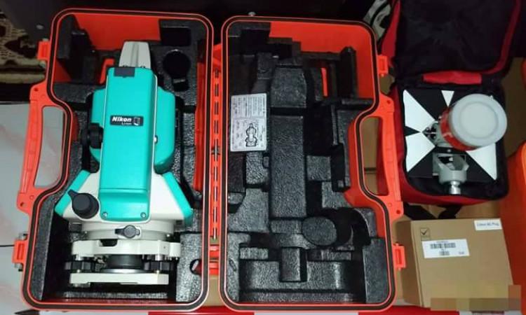 HARGA JUAL// Total station Nikon NPL-322+P Hub.081380673290