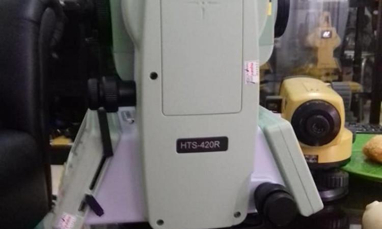 JUAL//Total station  HI-TARGET HTS-420R// Tlp.081380673290