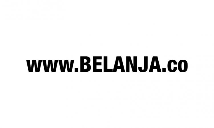 Jual domain BELANJA.co cantik dan premium