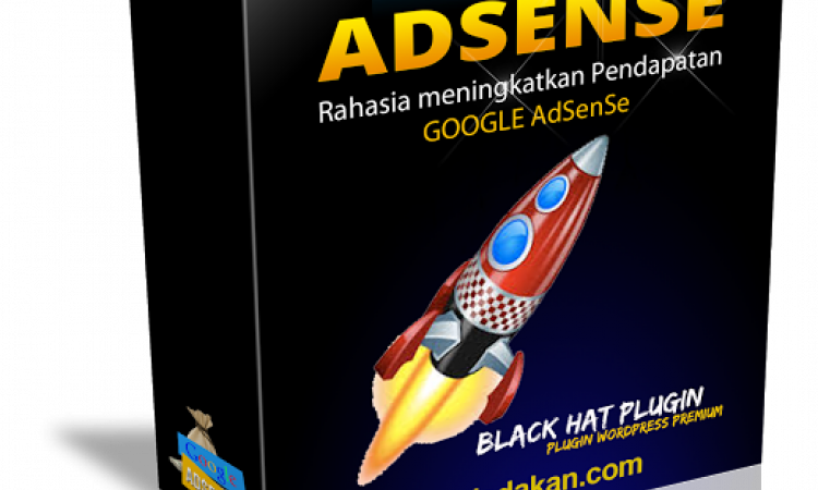 Premium Wordpress Plugin - Ledakan Adsense - Full Source Bisa Branding Hak Cipta Copyright + Domain