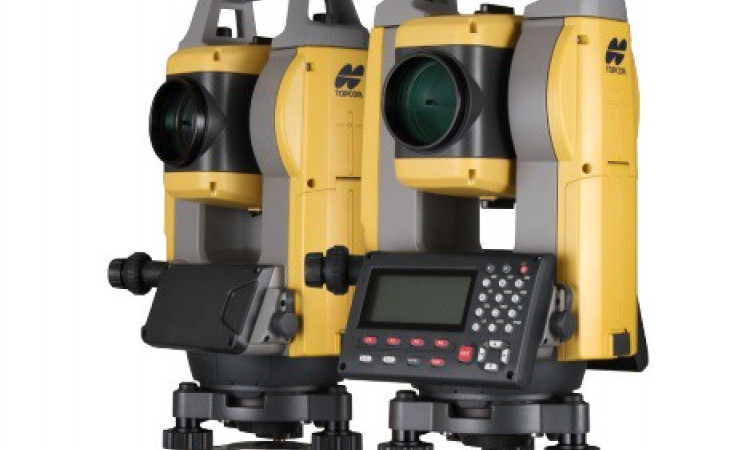 JUAL//Total station Topcon GM-55 Tlp.081380673290