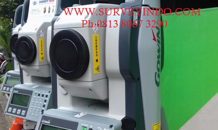 jual Total Station GOWIN TKS-202 Non Prisma Tlp.081380673290