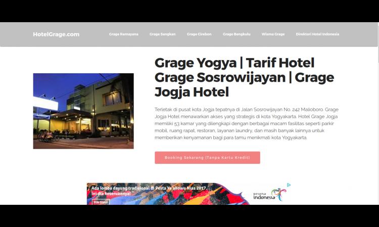 Blog Affiliasi Hotel
