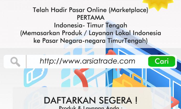 MARKETPLACE B2B PERTAMA INDONESIA - MIDDLE EAST