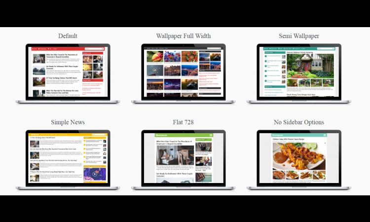 Theme AMP Wordpress