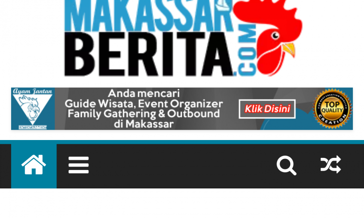 Jual website Makassarberita.com