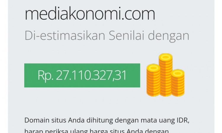 Lelang Website Media Ekonomi