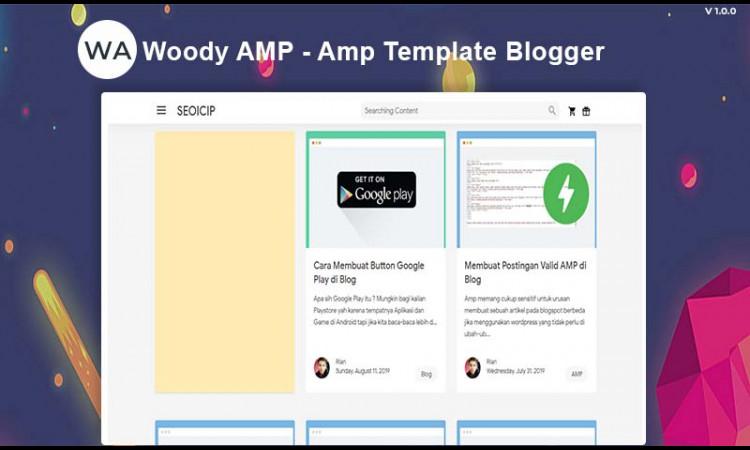 WoodyMagz Amp