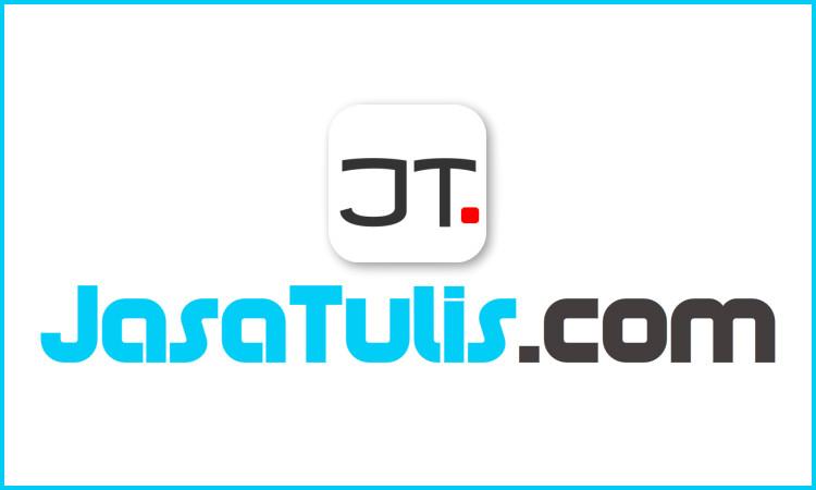 JasaTulis.com - Jual Artikel Anda Dengan Cara Yang Lebih Profesional