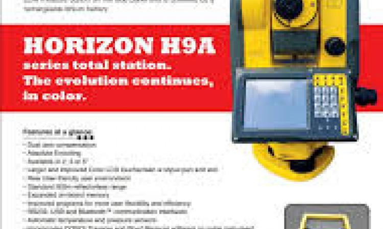 Jual Total Station Horizon H72A - Pool Taxi Gamya dekat -082119696710