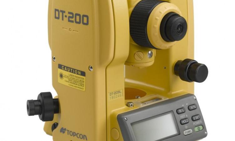 TantanTeknik */* Jual Digital Theodolite Topcon DT-207