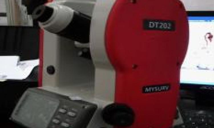 Theodolite Digital Mysurv DT-202 */* Telp. 0821 1232 5856