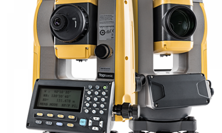 TOTAL STATION TOPCON GM-55