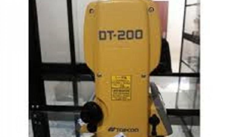 Jual Theodolite T0pC0n DT 207 -082119696710-SURVEY PEMETAAN